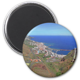 Islas Canarias España de Palma del La de Santa Cru Imán Redondo 5 Cm