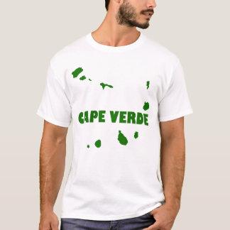 Islas de Cabo Verde Camiseta