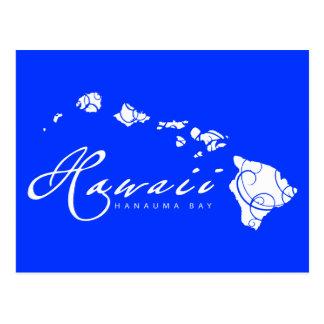 Islas de Hawaii de la hawaiana Postales