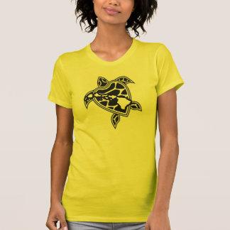 Islas de Hawaii y tortuga de Hawaii Camisas
