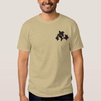 Islas de Hawaii y tortuga de Hawaii Camisetas