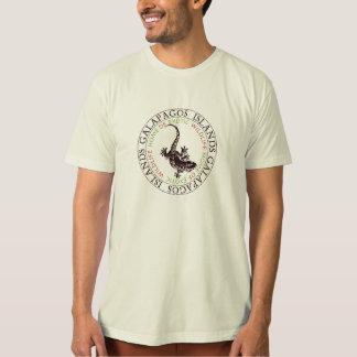Islas de las Islas Galápagos del Gecko Camisas