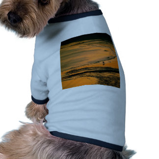 Islas del Canal del jersey de la bahía de Aubins d Camisetas De Perro