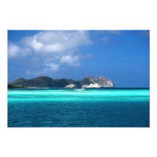 Islas del Los Roques, Venezuela Impresiones Fotográficas