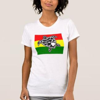 Islas hawaianas del reggae camisetas