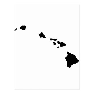 Islas hawaianas postal