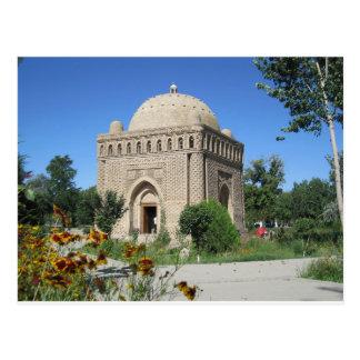 Ismail Samani mausoleo en Bukhara Postal