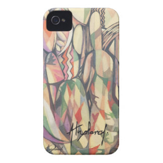 It' s.a. woman' s world II by A.Tuzolana iPhone 4 Case-Mate Carcasas