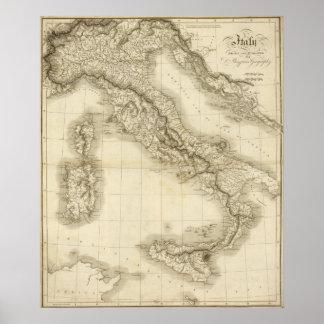 Italia 6 póster