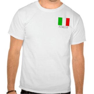 ¡Italia! Camisetas