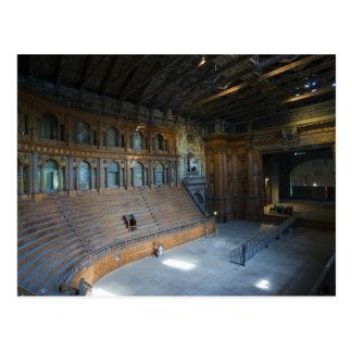 Italia, Parma, Teatro Farnese Postal