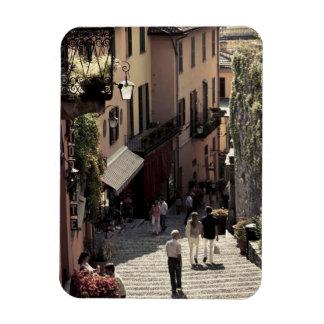 Italia, provincia de Como, Bellagio. Salita 2 Imanes De Vinilo