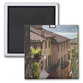 Italia, provincia de Como, Bellagio. Salita Imán Cuadrado
