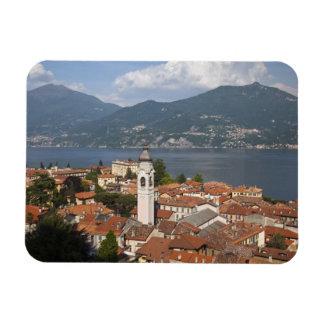 Italia, provincia de Como, Menaggio. Opinión de la Imán