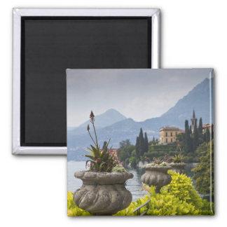 Italia, provincia de Lecco, Varenna. Chalet Monast Imán Cuadrado