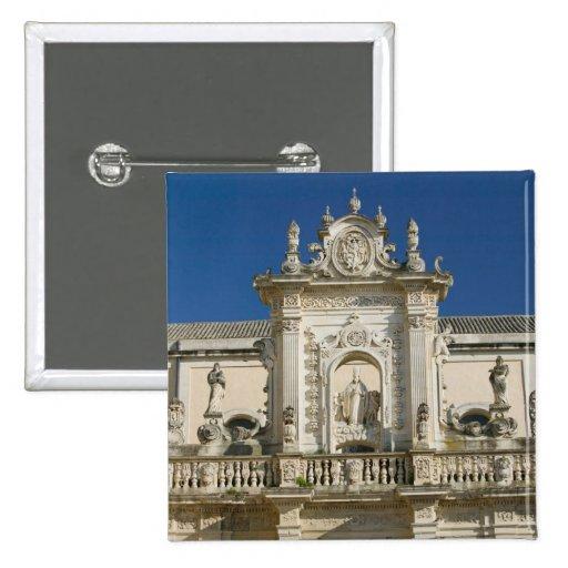 Italia, Puglia, Lecce, Piazza del Duomo, Palazzo Pin