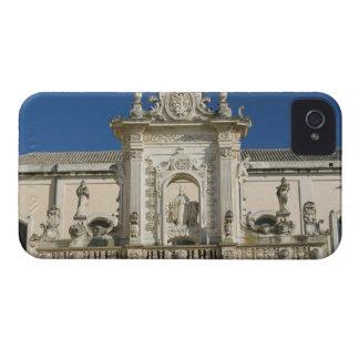 Italia, Puglia, Lecce, Piazza del Duomo, Palazzo Case-Mate iPhone 4 Funda