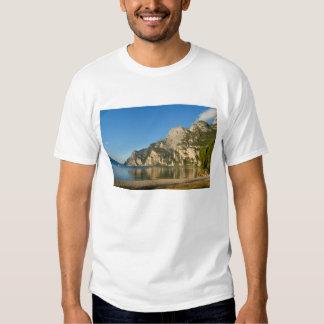 Italia, Riva del Garda, lago Garda, soporte Camisas
