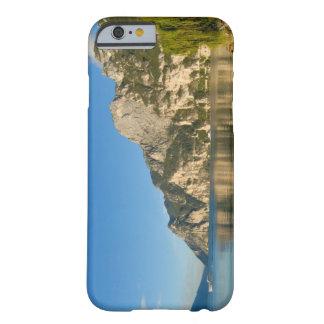 Italia, Riva del Garda, lago Garda, soporte Funda De iPhone 6 Barely There