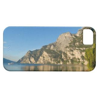 Italia, Riva del Garda, lago Garda, soporte iPhone 5 Case-Mate Cobertura