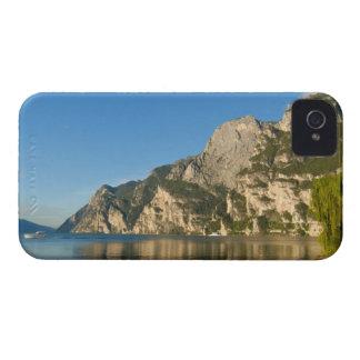 Italia, Riva del Garda, lago Garda, soporte Case-Mate iPhone 4 Funda