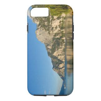 Italia, Riva del Garda, lago Garda, soporte Funda iPhone 7