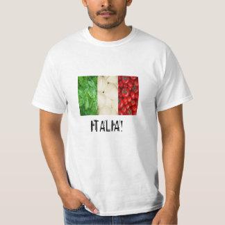 ¡Italia! Serie del mundial por RebelFly Camiseta