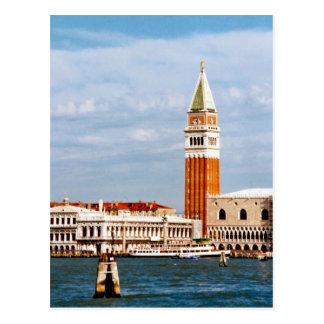 Italia Venecia Venecia San Marco Tarjeta Postal
