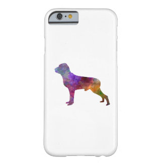 Italian Pointer in watercolor Funda Barely There iPhone 6