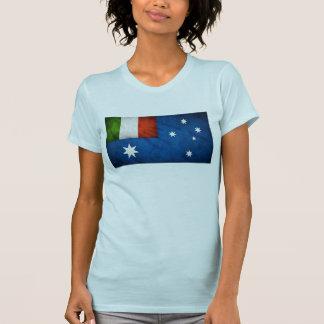 Italiano-australiano Celebrate Del Piero Camisetas