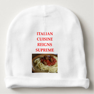 italiano gorrito para bebe