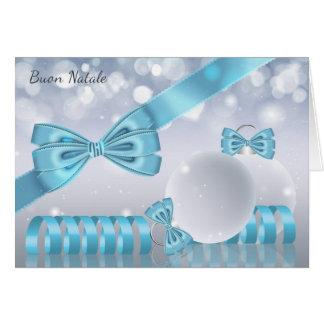 Italiano - ornamento elegante de la tarjeta de fel
