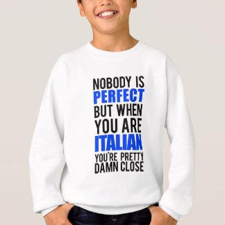 Italiano Sudadera