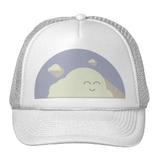 It's cloudy out there, love it! gorros bordados