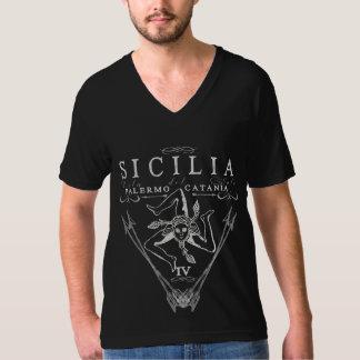 IV - Sicilia Isola del Sole Camiseta