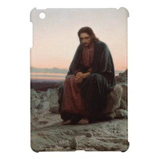 Ivan Kramskoy- Cristo en el desierto - bella arte