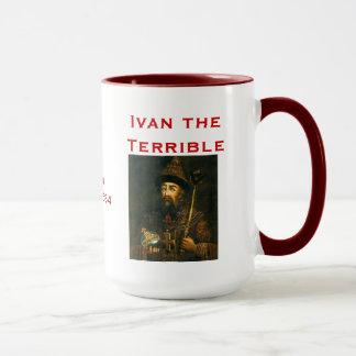 Ivan la taza de Terrible*