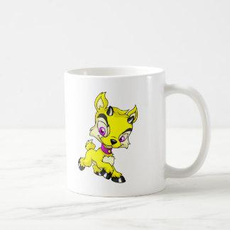Ixi amarillo tazas de café