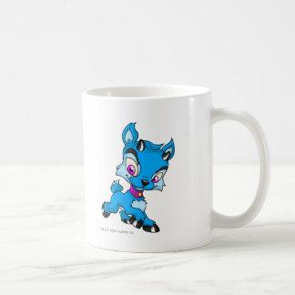 Ixi azul taza clásica