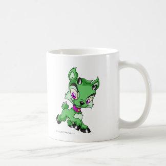 Ixi verde tazas