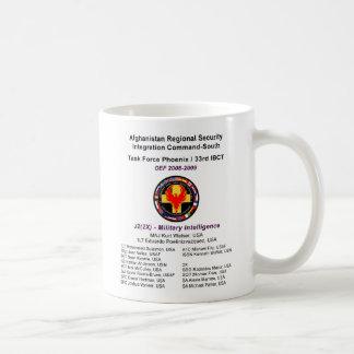 J2 nombra la taza