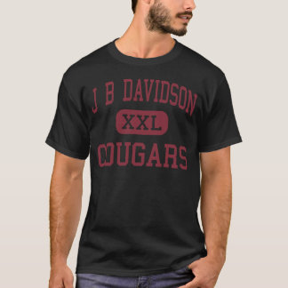 J B Davidson - pumas - centro - San Rafael Camiseta