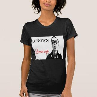 """J.crown - """"rap"""" Merch de los amantes Camisetas"""
