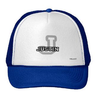 J está para Justin Gorros