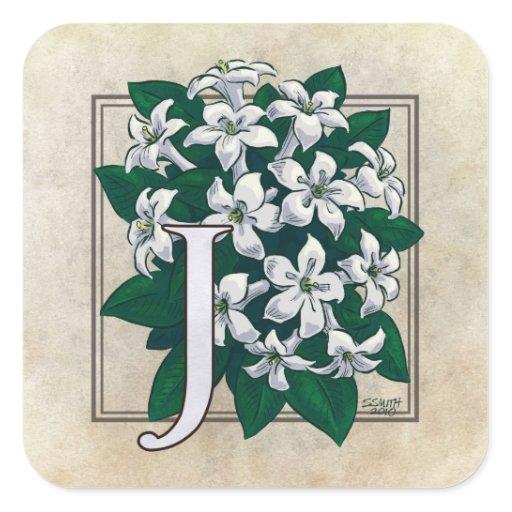 JAZMÍN CUMPLE AÑOS MAÑANA J_para_el_monograma_de_la_flor_del_jazmin_pegatina-rb1ba61ab55f741feba0eacce3888c521_v9wf3_8byvr_512