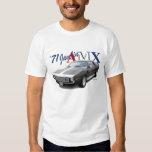 Jabalina AUTO AMC de la camiseta AMX American