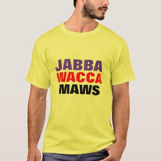 JABBA, WACCA, ESTÓMAGOS CAMISETA