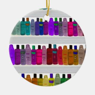 Jabone el arco iris de la botella - para los cuart adorno de reyes