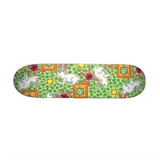 Jack-conejo Tabla De Skate