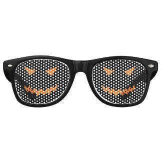Jack-o-Linterna - sombras del fiesta de las gafas